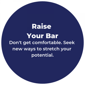 Raise your Bar
